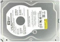 Western Digital 120GB - 5400rpm 8MB cache - SATA