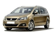 Seat Alhambra SE Lux 2.0 TDI CR140PS AT 2011