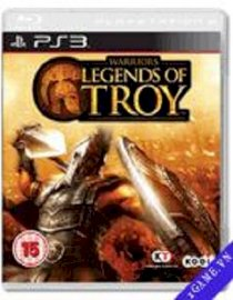 Warriors: Legend of Troy (PS3)