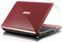 MSI U135DX (Intel Atom N455 1.66GHz, 1GB RAM, 250GB HDD, VGA Intel GMA 3150, 10 inch, PC DOS)