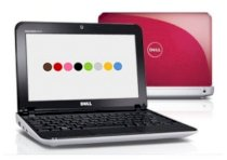 Dell Inspiron Mini 10 Red (Intel Atom N450 1.66GHz, 1GB RAM, 160GB HDD, VGA Intel NM10 Express, 10.1 inch, Window XP Home)