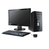 "Máy tính Desktop FPT Elead M669 (Intel Pentium Dual Core G840 2.8GHz, RAM 2GB, HDD none, LCD 18.5"", PC-DOS)"
