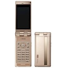 Panasonic P-02C Gold