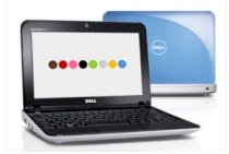 Dell Inspiron Mini 10 Ice Blue (Intel Atom N450 1.66GHz, 1GB RAM, 160GB HDD, VGA Intel NM10 Express, 10.1 inch, Window XP Home)