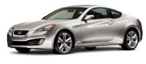 Hyundai Genesis Coupe 3.8 V6 AT 2012