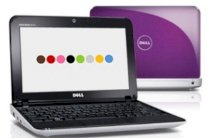 Dell Inspiron Mini 10 Passion Purple (Intel Atom N450 1.66GHz, 1GB RAM, 160GB HDD, VGA Intel NM10 Express, 10.1 inch, Window XP Home)