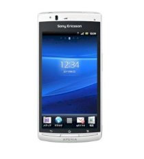 Sony Ericsson Xperia Acro SO-02C White