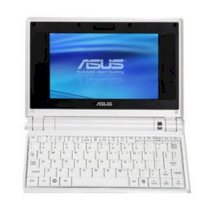 ASUS Eee PC 4G-W001X Netbook Surf White (Intel Celeron M ULV 353 900MHz, 512MB RAM, 4GB HDD, VGA Intel GMA 900, 7 inch, Linux)