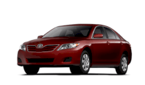 Toyota Camry LE 2.5 MT 2011