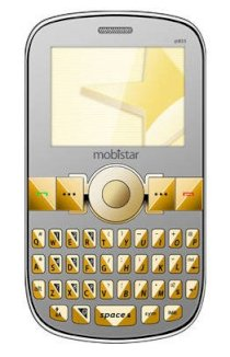 Mobistar @855 Yellow