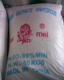 Sodium Sulfate Anhydrous 50kg