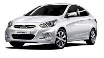 Hyundai Accent 1.4 Luxury AT 2012