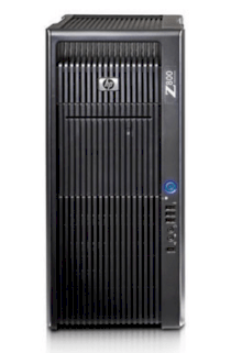 HP Z800 Workstation (FM034UA) (Intel Xeon E5620 2.40GHz, RAM 4GB, HDD 160GB 10000 rpm SATA, VGA NVIDIA Quadro FX1800, Windows 7 Professional 32-bit, Không kèm màn hình)