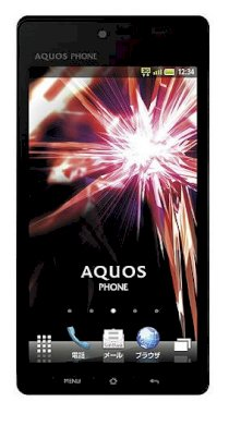 Sharp AQUOS Phone 102SH Black