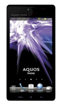 Sharp AQUOS Phone 102SH Purple