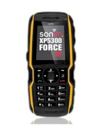 Sonim XP5300 Force 3G Black With Yellow