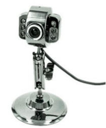 Webcam COLORVIS CVC 202