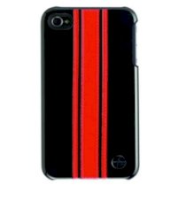 Trexta Snap On Racing Iphone 4 ( Màu đen viền đỏ )