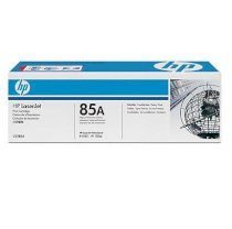 HP LaserJet 85A Black Toner Cartridge (CE285A)