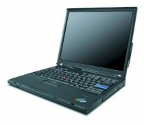 IBM ThinkPad T60 (Intel Core Duo T2400 1.83Ghz, 2GB RAM, 120GB HDD, VGA ATI Radeon X1400, 14.1 inch, Windows XP Professional)