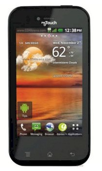 T-Mobile myTouch (LG Maxx Touch)