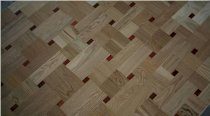 Red Sandal Wood 3 - Layer Parquet Meilai Pearl