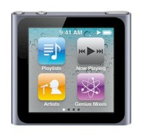 Apple iPod Nano 2011 16GB (MC694LL/A) (Gen 6 / Thế hệ 6)