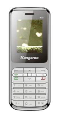 Mobile Kangaroo K10 White