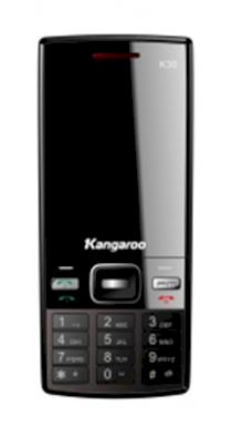 Mobile Kangaroo K30 Black Cafe