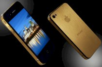Goldstriker Apple iPhone 4S Gold Edition