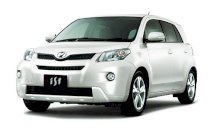 Toyota Ist 150G 1.5 2WD AT 2011