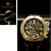 Đồng hồ đeo tay Wenger Swiss Military Chronograph
