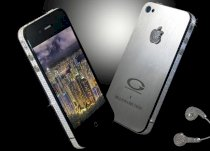 Goldstriker Apple iPhone 4S BILLIONAIRE TOYS Platinum Edition