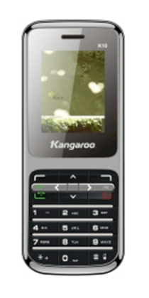 Mobile Kangaroo K10 Black