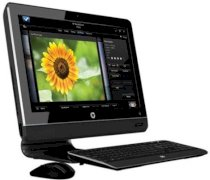 Máy tính Desktop HP All-in-One 200-5416L (QP201AA) i3-550 (Intel Core i3-550GHz 3.1GHz, RAM 3GB, HDD 1TB, VGA Onboard, Màn hình LCD 21.5 inch, PC DOS)