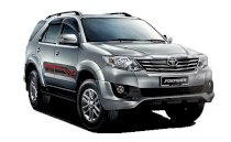 Toyota Fortuner 2.7V TRD Sportivo AT 2012