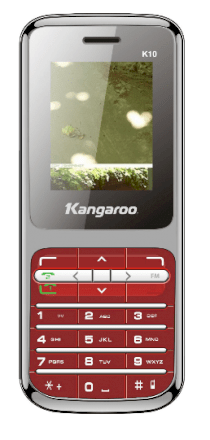 Mobile Kangaroo K10 Red