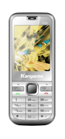 Mobile Kangaroo K20 White