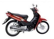 Honda Wave Alpha New