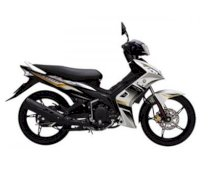 YAMAHA EXCITER RC 2009 Trắng
