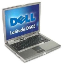 Dell Latitude D505 (Intel Pentium M 1.4GHz, 1GB RAM, 40GB HDD, VGA Intel GMA 4500MHD, 14 inch, Windows XP Home)