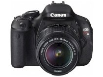 Canon EOS Kiss X5  (EOS Rebel T3i / EOS 600D) (EF-S 18-55mm F3.5-5.6 IS II) Lens Kit