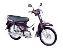 Honda Super Dream 2007