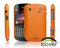 iCover BlackBerry 9900 Rubber (Orange)