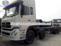 Xe tải chassi  DONGFENG 20,5T-DFL131A4