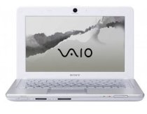 Sony Vaio VPC-W216AH/W (Intel Atom N450 1.66GHz, 2GB RAM, 320GB HDD, VGA Intel GMA 3150, 10.1 inch, Windows 7 Starter)