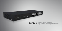 Totolink Switch Giga Ethernet S24G 24-port