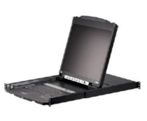 ATEN CL5808N-AT-AE (19inch Dual-rail Multi-Platform 8 port LCD KVMP)