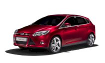 Ford Focus Ambiente Hatchback 1.6 MT 2012