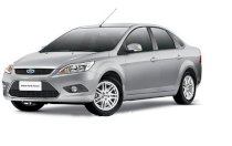 Ford Focus Ambiente Sedan 1.6 AT 2012